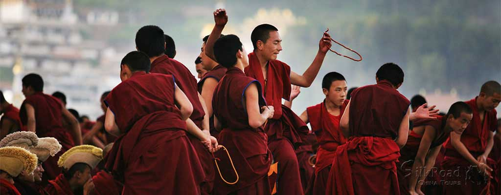 The Langmu Monastery