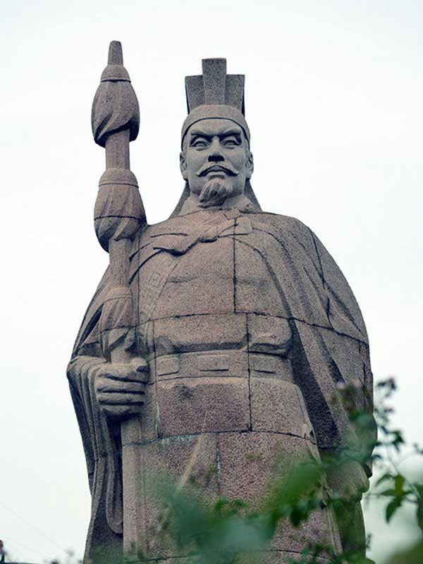 Zhang Qian—The Father of the Silk Road