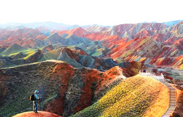 Gansu topped the list of the best destinations of Asia
