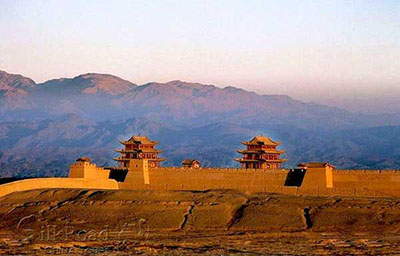 3 Days Jiayuguan – Zhangye Highlights tour