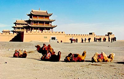 4 Days Dunhuang-Jiayuguan EssenceTour