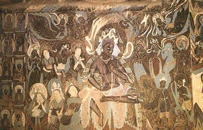 Mogao cave 254